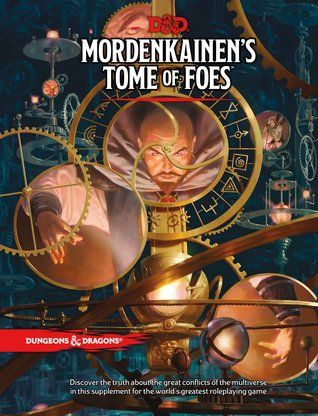 Download Ebooks D D Mordenkainen S Tome Of Foes Dungeons