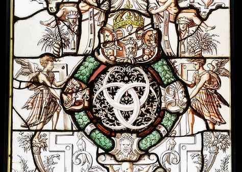 The three crescents of King Henri II