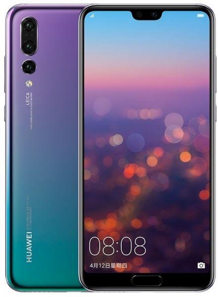 Huawei P20 Pro Dual Sim 128gb 6gb Ram 4g Lte Twilight Ksa Souq هواوي P20 برو بشريحتي اتصال 128 جيجا 6 جيجا رام الجيل ال Dual Sim Smartphone Huawei