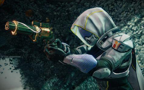 Lataa kuva Destiny 2, 2017, 4k, uusi pelejä, juliste, sci-fi ampuja