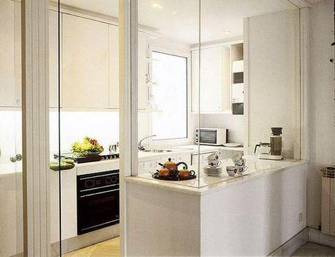 *Decoração e Invenção*: Cozinha Aberta - Vantagens e desvantagens