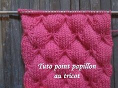 Tuto Point Relief Au Tricot Facile 3d Relief Stitch Knitting
