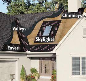 Owens Corning Roofing Weatherlock Self Sealing Ice Water Barrier Productsowens Corning Roof Shingles Owens Corning R Roofing Roof Cost Roofing Contractors