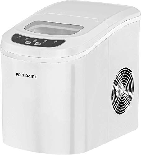 Buy Frigidaire Efic108 White Portable Compact Maker Counter Top