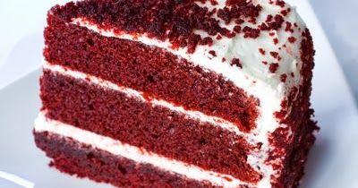 Dunia Masakan Red Velvet Cake Ini Adalah Cake Dari Jenis Buttercake Yaitu Butter Atau Margarin Atau Campuran Ked Kue Mangkok Hidangan Penutup Makanan Manis