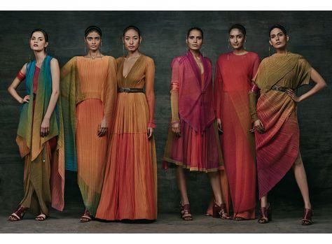 Tarun Tahiliani Bridal & Occasion Wear 2016 on Behance