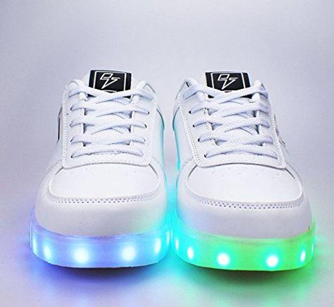 LED Shoes Bolt & Box 5 Men (7 Women) Electric Styles