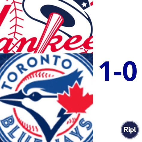The Jays lost to the Yankees 1-0 today. Trent Thornton had solid start pitching 6 innings of one run ball. Sam Gaviglio pitched three innings of relief. The bats couldn't get it going but hopefully they will in Texas. #BlueJays#everything_toronto_sports#gojaysgo#toronto#sports#the6ix#letsrise#raptors#mapleleafs#bluejays#wethenorth#416#goleafsgo#bleedblue#vladdy#homerun#NBACHAMP