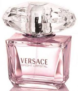 Versace Bright Crystal Perfume -can get SUUUUPER at FragranceNet.com