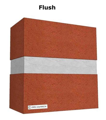 Flush Joint Flush Joint Mortar