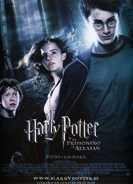 Http Amorlatinochat Com Harry Potter Y El Prisionero De Azkaban Html Harry Potter Movie Posters Prisoner Of Azkaban The Prisoner Of Azkaban
