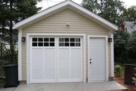 40 Best Detached Garage Model For Your Wonderful House Garage Plans Detached Backyard Garage Detached Garage