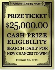 PCH Search & Win: pch 5000 a week forever enter enter enter this