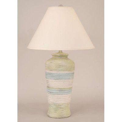 Coast Lamp Mfg. Coastal Living Ribbed Pot 29