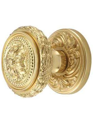 Roanoke 2 inch rosettes for doorknobs