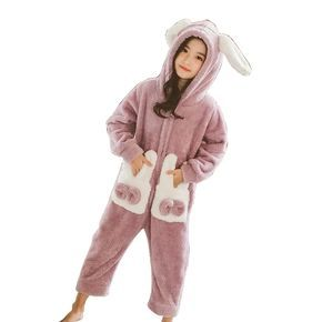 Girls  All-in One UNICORN Baggy Jumpsuit Pyjama Fancy Dress Kids Costume
