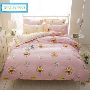 Mejor WENSD venta al por mayor suave cómoda ropa de cama de