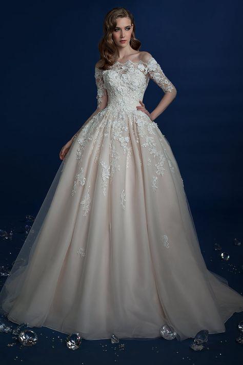 9c6919fa3da9 Свадебное платье Gabbiano Ауди ▷ Свадебный Торговый Центр Вега в Москве