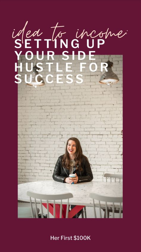 How to Start a Side Hustle Online Course