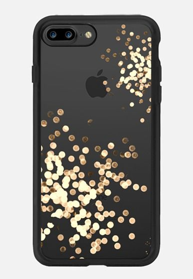 new style acf7c 32701 sparkling gold dream iPhone 7 Plus Case by Marianna   Casetify ...