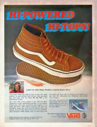 bfc33335b6db Vans ad stacy peralta   Vans of the Wall   Pinterest