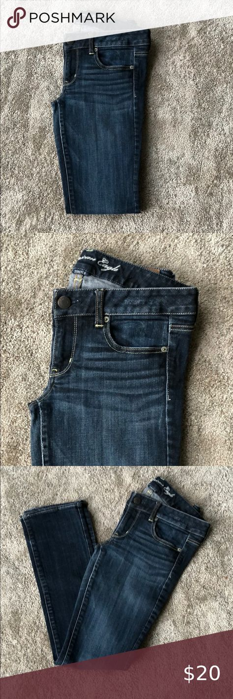 I just added this listing on Poshmark: Cool Wash Straight Leg Stretch Jeans. #shopmycloset #poshmark #fashion #shopping #style #forsale #American Eagle Outfitters #Denim