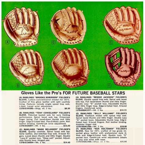 Vintage Baseball-Handschuh-Dating-Guide