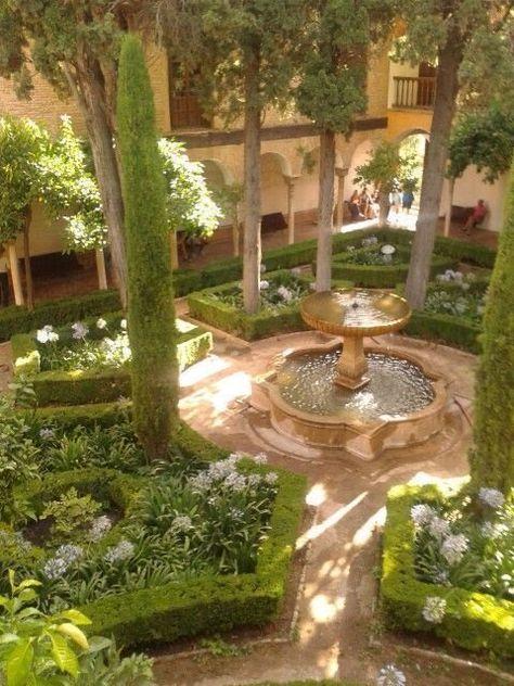 Garden Arbor, Diy Garden, Dream Garden, Garden Paths, Paradise Garden, Garden Doors, Garden Table, Path Ideas, Nature Aesthetic