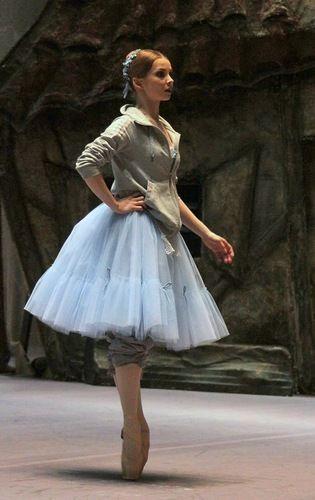 """fairytalesandlovestories: """"Favorite Ballerinas-Evgenia Obraztsova (Bolshoi Ballet/Mariinsky Ballet) I've been making multiple for each ballerina, and Genia is one of my fave ballerinas, I."""