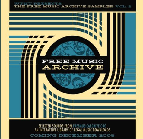 The Free Music Archive is an interactive library of high-quality, legal audio downloads.