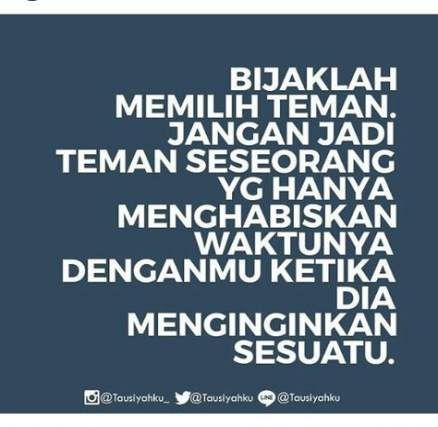Quotes Indonesia Sahabat Munafik 66 Ideas Quotes Dengan Gambar