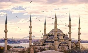 Turkey Tour Price Is Per Person Based On Two Guests Per Room Buy One Voucher Per Person Visit Istanbul Popular Travel Destinations Istanbul Tours