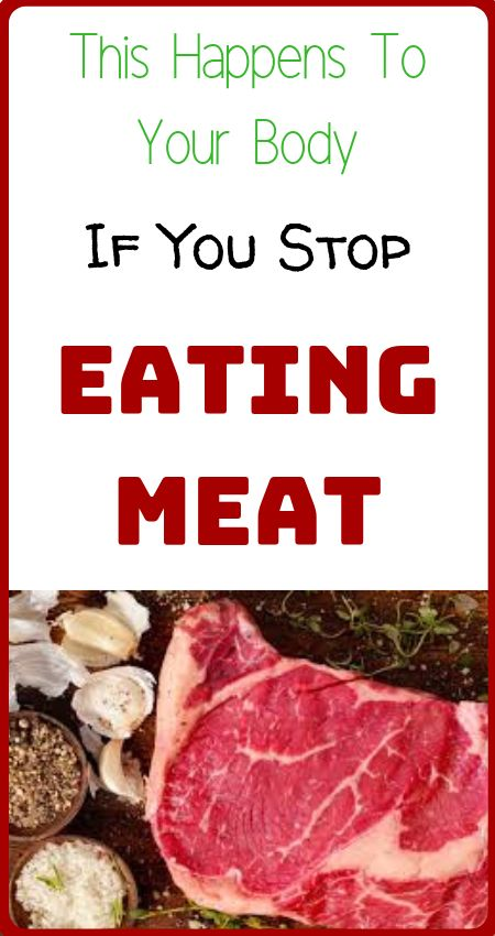 An Increasing Number Of People Deny Meat And Animal Products