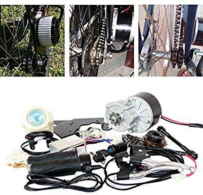 Amazon Com 24v 250w Electric Motorized E Bike Bicycle Conversion