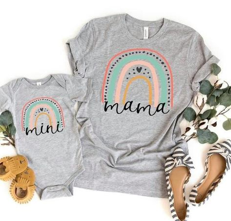 Mommy And Me Shirt, Mama Shirt, Mommy And Me Outfits, Baby Outfits, Baby Shirts, Kids Shirts, Pregnancy Announcement Shirt, Matching Shirts, Matching Set