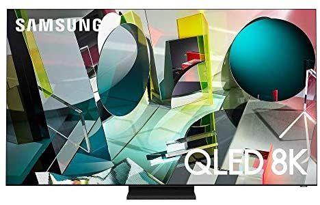 Descripción del televisor Samsung Q900TS QLED 8K