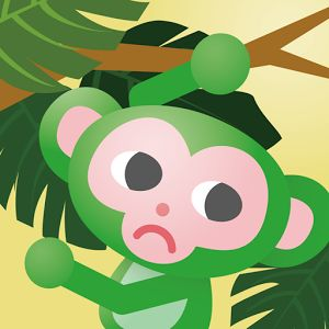 GooglePlay Android game. Monkey Tree. Touch the monkey,Hang the monkey on the leaves of the tree. It is a free game to be able to enjoy from a child to an adult. Make you hot because it is simplicity, a simple game!