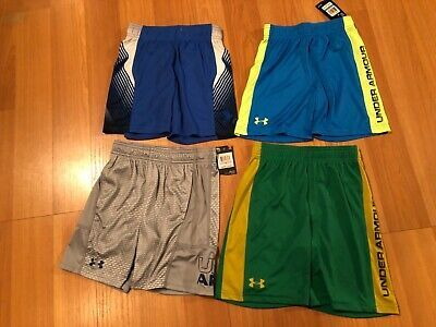 Details About Under Armour Youth Boys 5 6 Or 7 Shorts Nwt Choose 1 Under Armour Boys Fashion