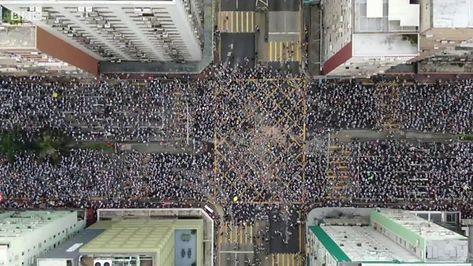 【解説】 香港デモ、急進派の若者たちはどうやって政府を動かしたのか