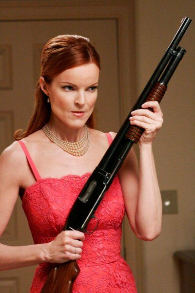 "Marcia Cross ""Desperate Housewives"""