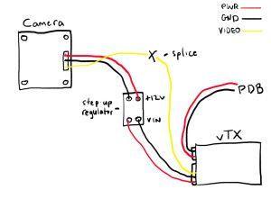 fpv wiring diagram drones lumenier qav250 g10 pinterest Acura Wiring Diagram and fpv wiring diagram at Dodge Wiring Diagram