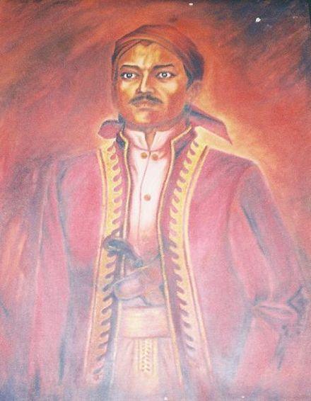 Pangeran Antasari Wikipedia Bahasa Indonesia Sinopsis 5 Cm Rd Museum Dan Indonesia
