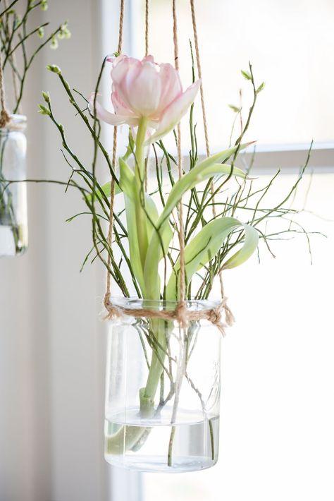 Von Hasen Und Lieblingsecken Sommer Dekoration Blumengestecke