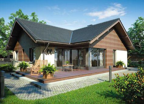 Projekt domu Winston
