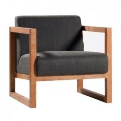 Ethnicraft Teak Square Root Chair Clickon Furniture Price