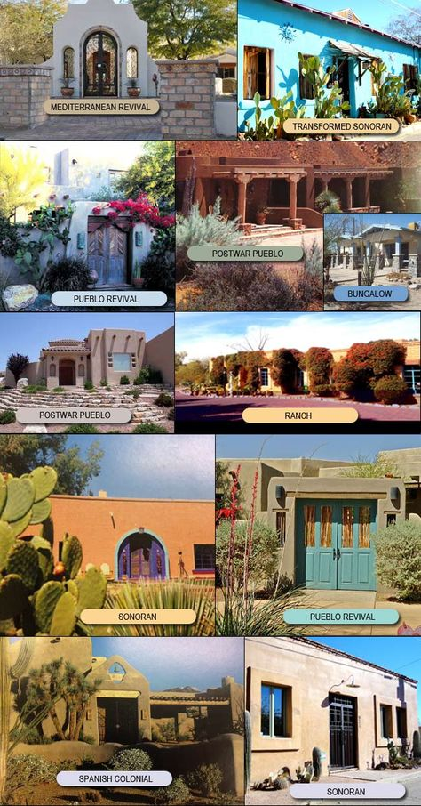 Tucson's Architectural Styles