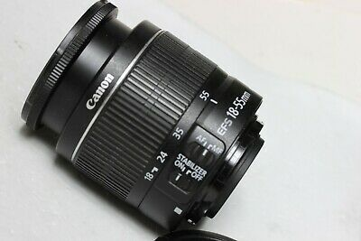 Canon Ef S 18 55mm F 3 5 5 6 Is Ii Lens 60d 70d 80d 7d T2i Camera Lenses Lenses Camera