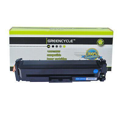 Ad 10pk Cf411x Cyan Toner Cartridge 410x For Hp Laserjet Pro M452dw Mfp M477fdw In 2020 Toner Cartridge Toner Laser Toner Cartridge