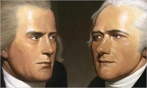 Got Beef The Feud Between Alexander Hamilton And Thomas Jefferson Jefferson Hamilton Jefferson Thomas Jefferson