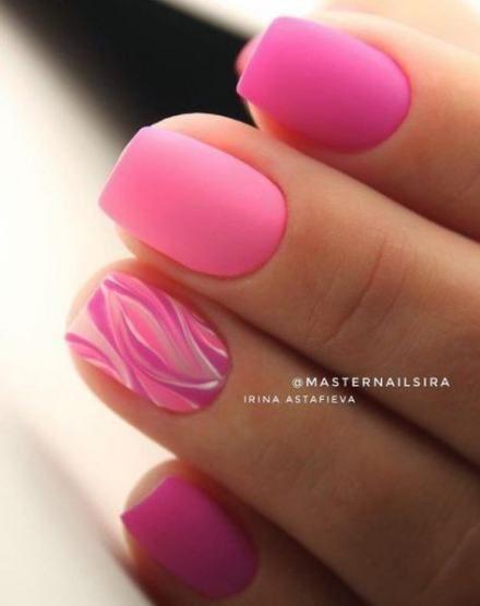 Nails Pink Light Polish 43 Ideas